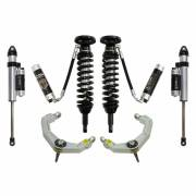 Icon Vehicle Dynamics - ICON 2009 - 2013 F-150 2WD Suspension System - Stage 4 (Billet) - Image 1